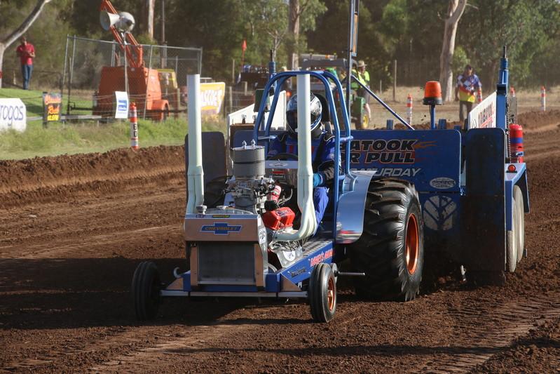 Australian Tractor Pullers Association